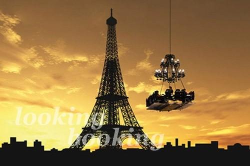 Небесный ресторан, Париж