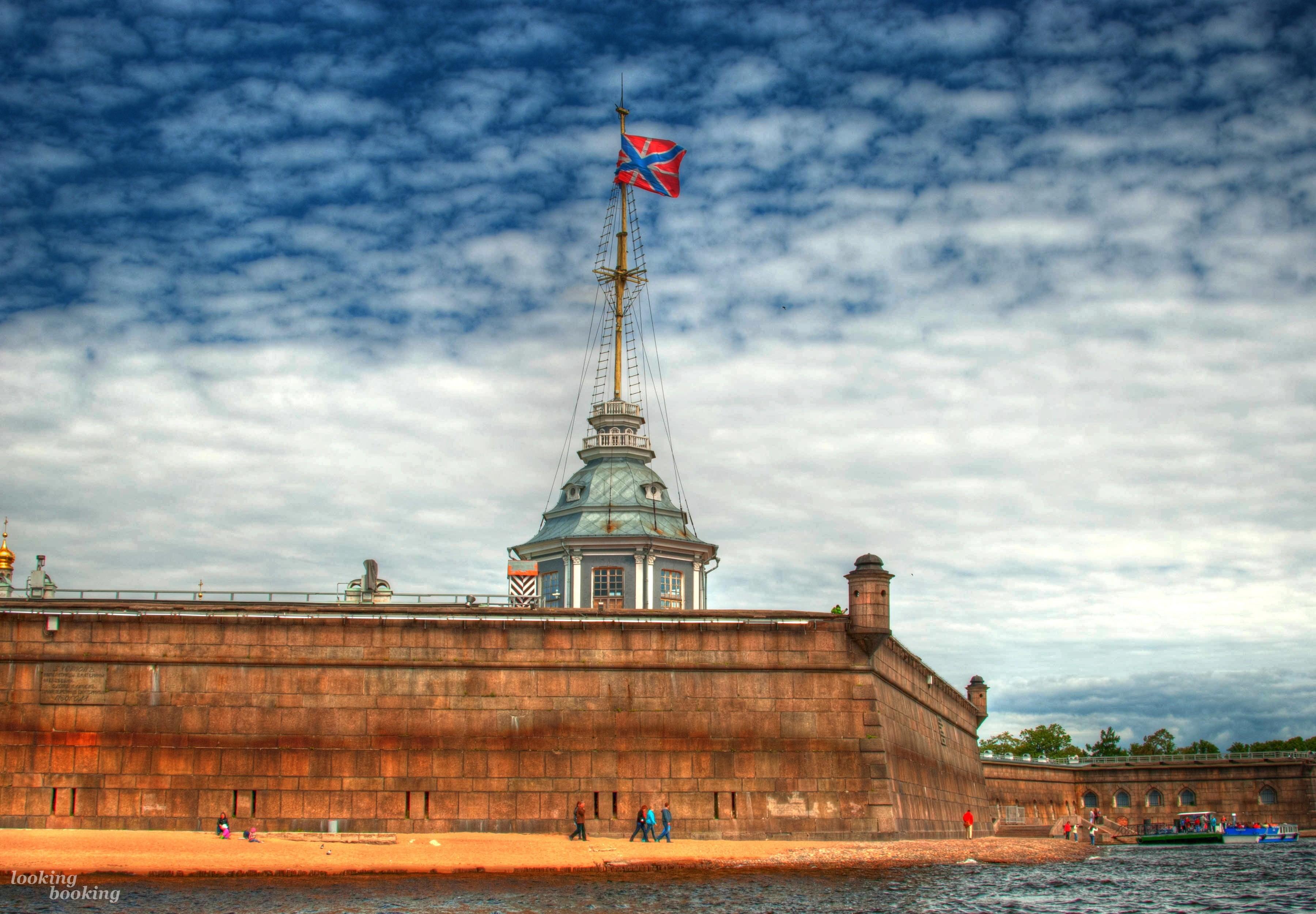 Нарышкин Бастион Петропавловская крепость Петербург