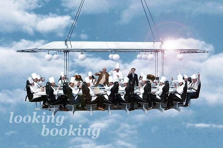 Небесный ресторан, Heavenly restaurant