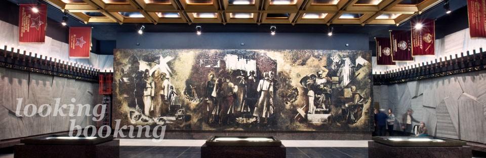 Памятный зал (музей) Монумент героическим защитникам Ленинграда