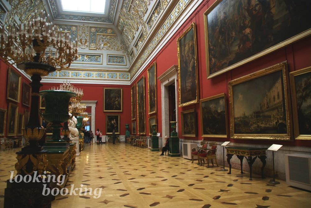 Петербургский государственный музей Эрмитаж
