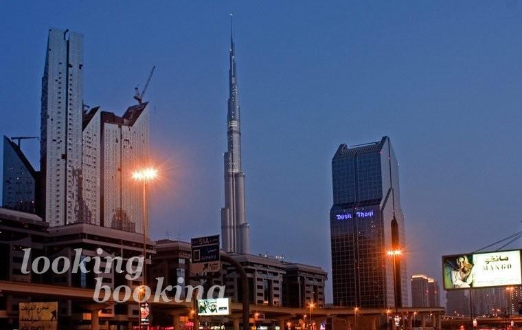Район Бур-Дубай (Bur Dubai)
