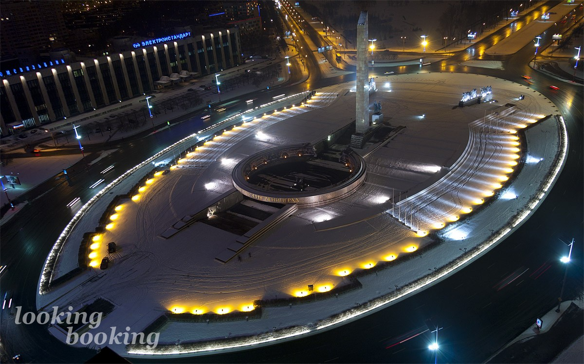 Площадь Победы спб