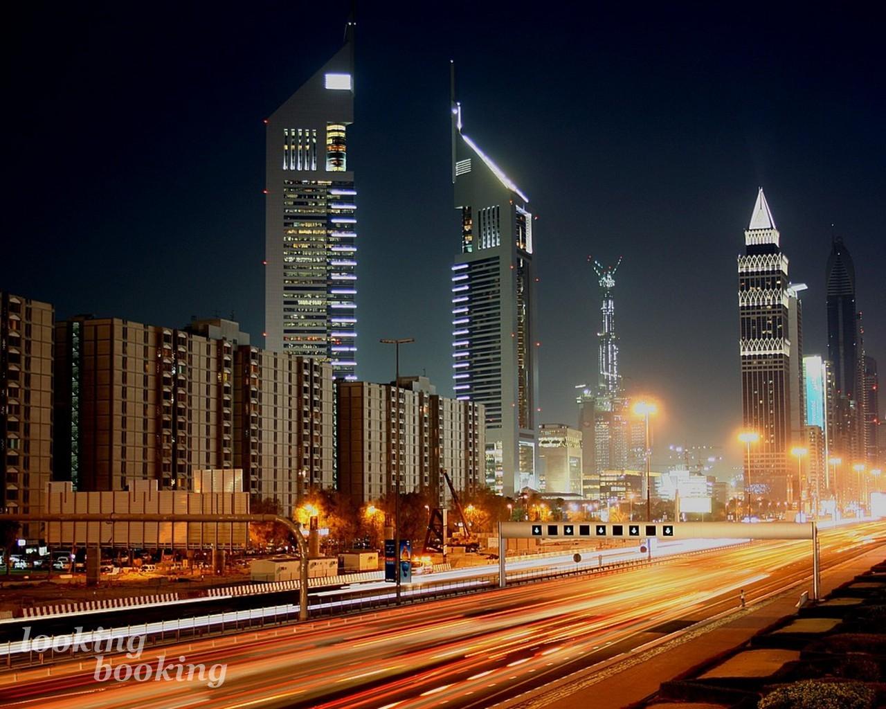 Шейх-Заид-Роуд Sheikh Zayed Road