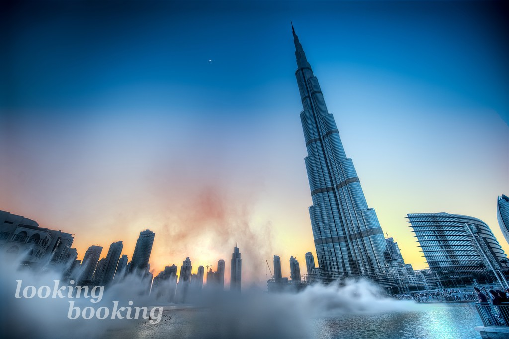 Небоскреб Бурдж Халифа (Burj Khalifa)