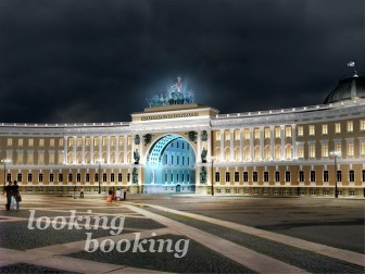 The sights of St. Petersburg (first Day Hermitage)